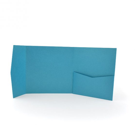 Pocketfold Perfetto, peacock teal
