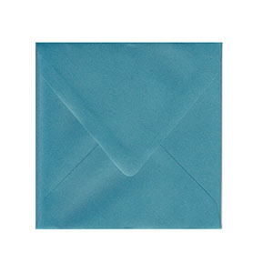 Pocketfold Umschlag Perfetto, peacock teal