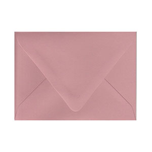 Pocketfold Umschlag Signature, dusty rose