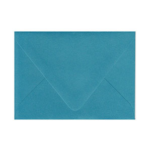 Pocketfold Umschlag Signature, peacock teal