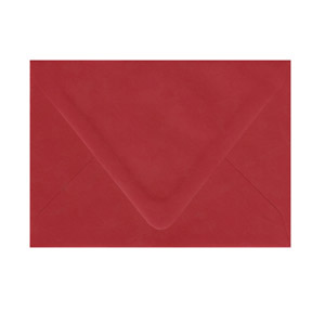 Pocketfold Umschlag Signature, red